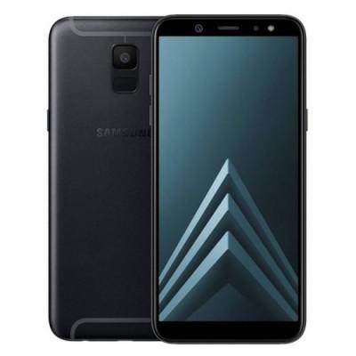 Samsung Galaxy A6 (2018) A600 Dual Sim 32GB Fekete