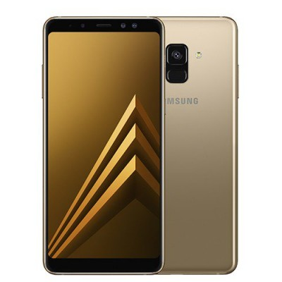 Samsung Galaxy A8 (2018) A530 32GB Dual Sim Arany