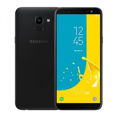 Samsung Galaxy J6 (2018) J600F Dual Sim 32GB LTE Fekete