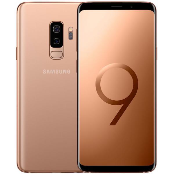 Samsung Galaxy S9 Plus G965F Dual Sim 64GB LTE Arany