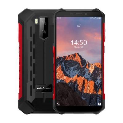 Ulefone Armor X5 Pro Dual Sim 64GB 4GB RAM - Piros