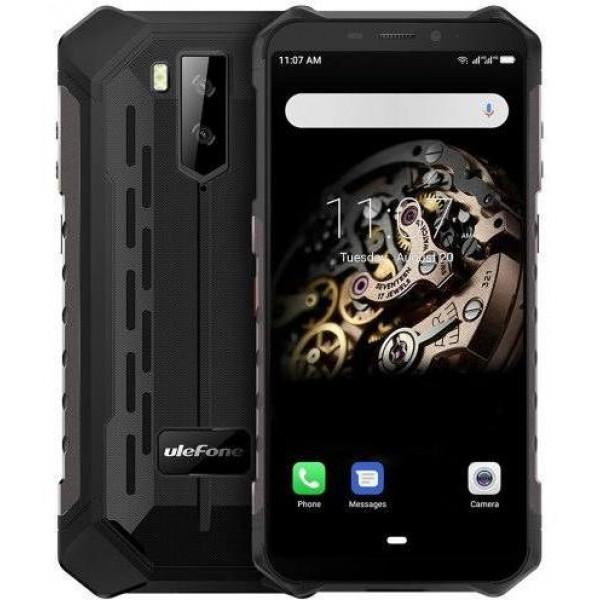 Ulefone Armor X5 Dual Sim 32GB 3GB RAM - Fekete