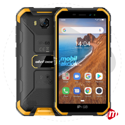 Ulefone Armor X6 Dual Sim 16GB 2GB RAM – Narancssárga