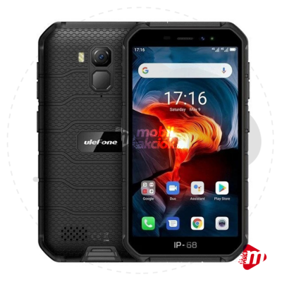 Ulefone Armor X7 Pro Dual Sim 32GB 4GB RAM – Fekete