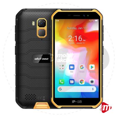 Ulefone Armor X7 Pro Dual Sim 32GB 4GB RAM – Narancssárga