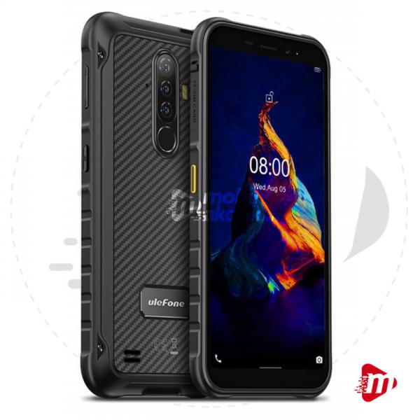 Ulefone Armor X8 Dual Sim 64GB 4GB RAM – Fekete