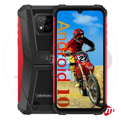 Ulefone Armor 8 Dual Sim 64GB 4GB RAM – Piros