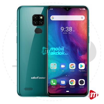 Ulefone Note 7P Dual Sim 32GB 3GB RAM – Zöld