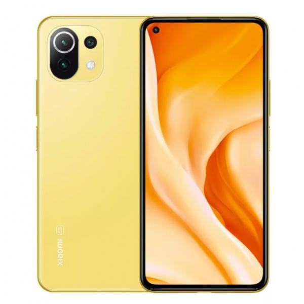 Xiaomi Mi 11 Lite 5G Dual-SIM 128GB 8GB RAM - Citrus Yellow