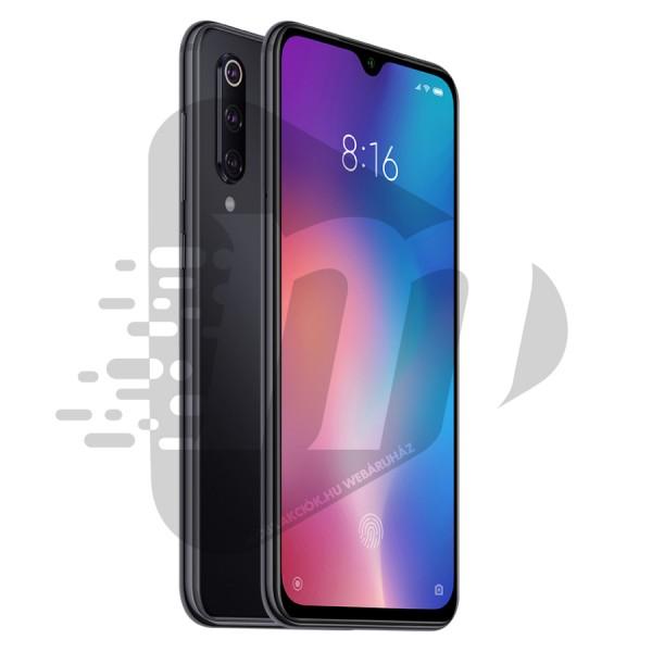 Xiaomi Mi 9 SE Dual Sim 128GB 6GB RAM - Zongora fekete