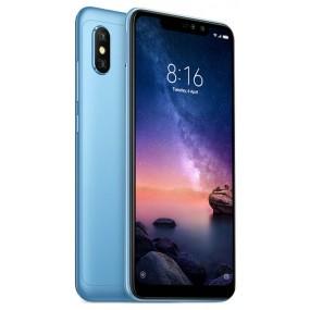 Xiaomi Redmi Note 6 Pro Dual Sim 32GB 3GB RAM - Kék
