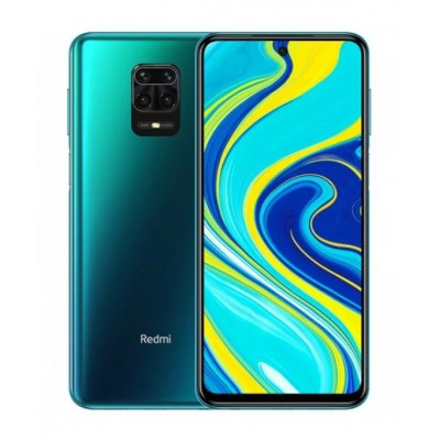 Xiaomi Redmi Note 9s Dual Sim 128GB 6GB RAM - Global - B20 - Kék