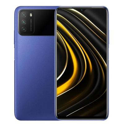 Xiaomi Pocophone M3 Dual Sim 128GB 4GB RAM - Kék