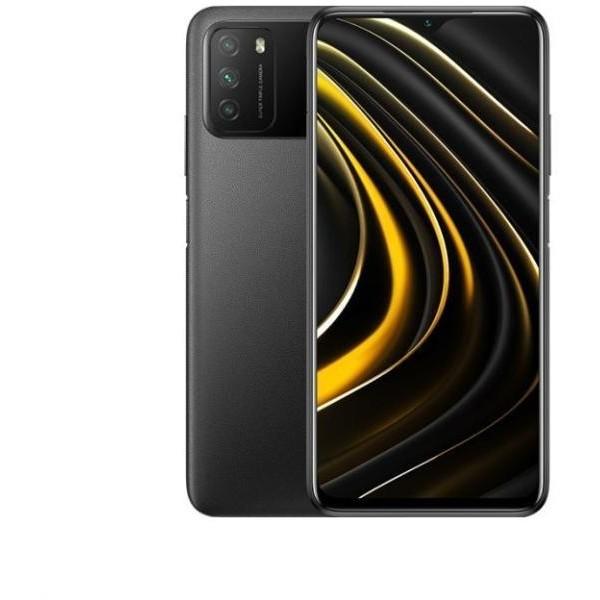 Xiaomi Pocophone M3 Dual Sim 64GB 4GB RAM - Fekete