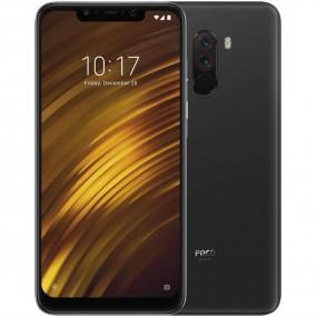 Xiaomi Pocophone F1 Dual Sim 128GB 6GB RAM - Fekete