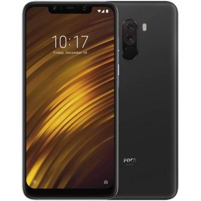 Xiaomi Pocophone F1 Dual Sim 64GB 6GB RAM - Fekete