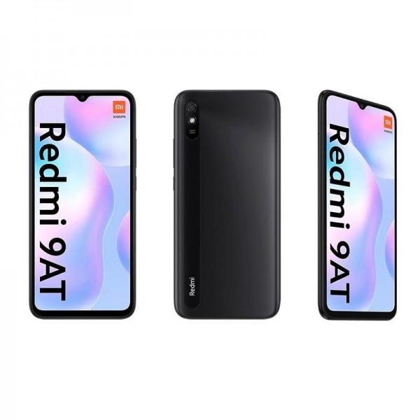 Xiaomi Redmi 9AT Dual Sim 32GB 2GB RAM - Szürke