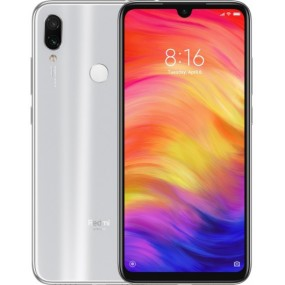 Xiaomi Redmi Note 7 Dual Sim 128GB 4GB RAM - Fehér (Moonlight White)