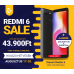 Xiaomi Redmi 6 Dual Sim 64GB 4GB RAM LTE Fekete