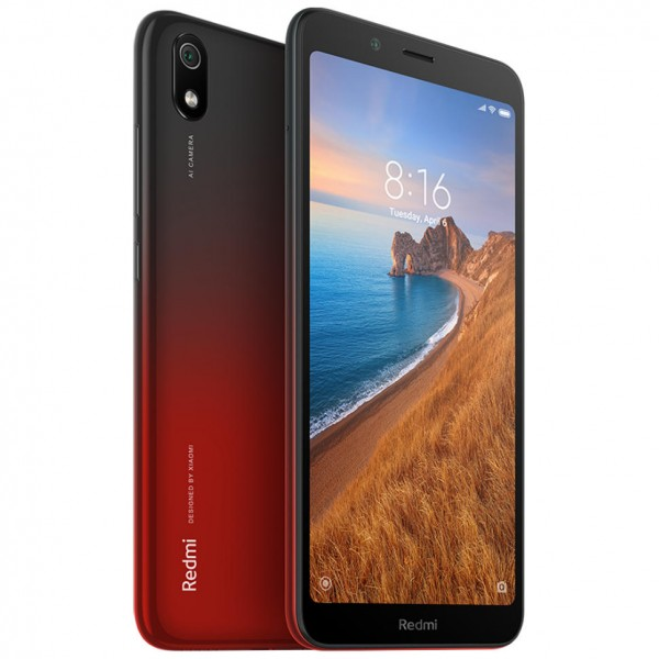 Xiaomi Redmi 7A Dual Sim 32GB 2GB RAM Globál verzió - Piros