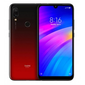 Xiaomi Redmi 7 Dual Sim 32GB 3GB RAM - Piros (Lunar Red)
