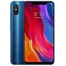 Xiaomi Mi 8 Dual Sim 64GB 6GB RAM Kék