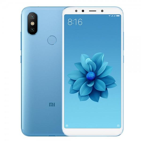 Xiaomi Mi A2 Dual Sim 32GB 4GB RAM Kék