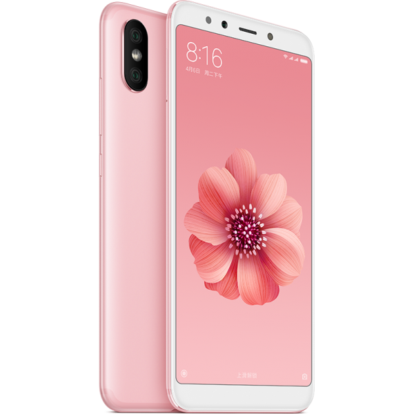 Xiaomi Mi A2 Dual Sim 64GB 4GB RAM Rozéarany