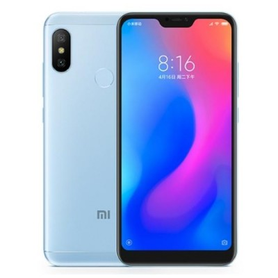 Xiaomi Mi A2 Dual Sim 64GB 4GB RAM Kék