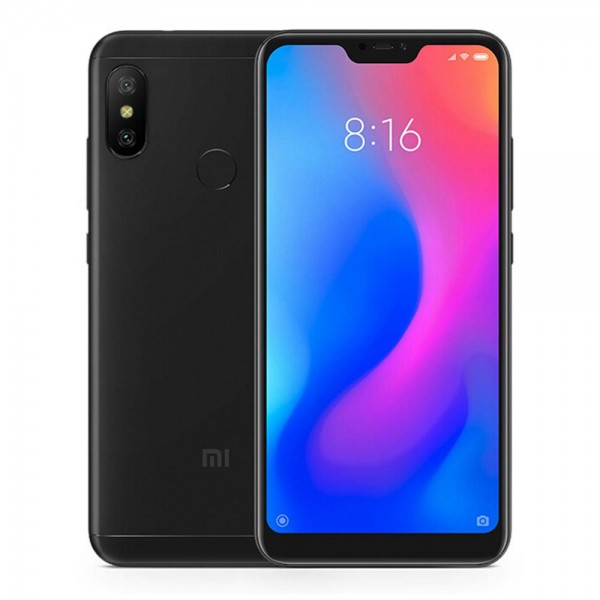 Xiaomi Mi A2 Lite Dual Sim 64GB 4GB RAM Fekete