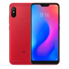 Xiaomi Mi A2 Lite Dual Sim 64GB 4GB RAM Piros