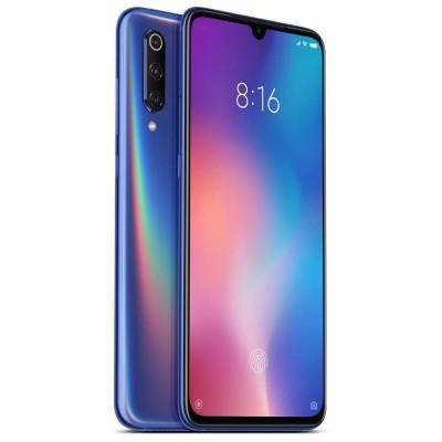 Xiaomi Mi 9 Dual Sim 128GB 6GB RAM - Kék