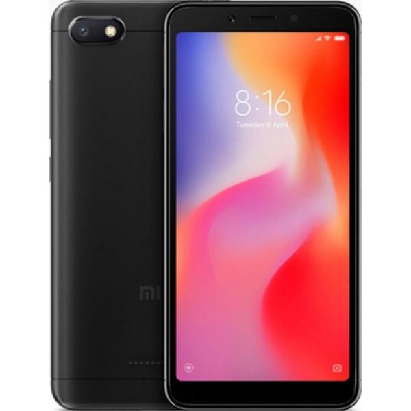 Xiaomi Redmi 6A Dual Sim 32GB 2GB RAM LTE Fekete