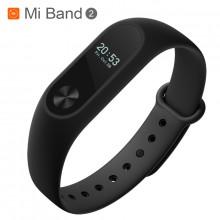 Xiaomi Mi Band 2 aktivitásmérő - FEKETE