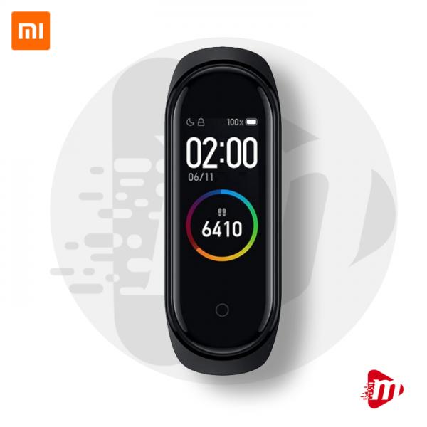 Xiaomi Mi Smart Band 4 aktivitásmérő - Fekete