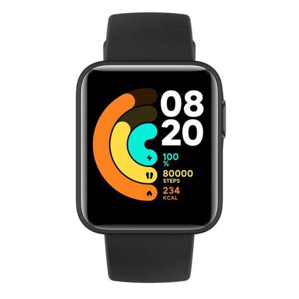 Xiaomi Mi Watch Lite - Fekete