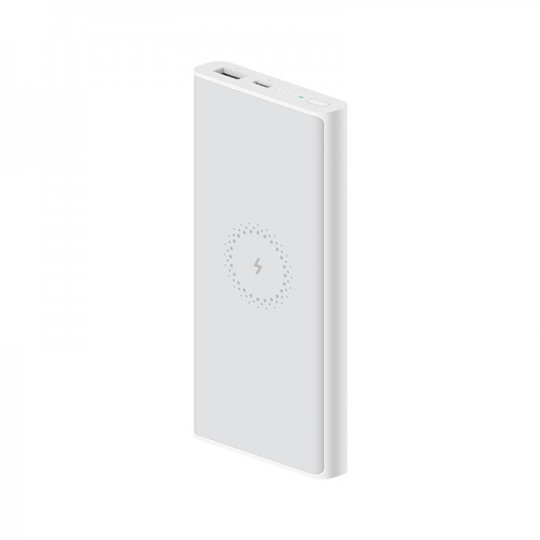 Xiaomi Mi 10000 mAh Wireless Power Bank Essential - Fehér
