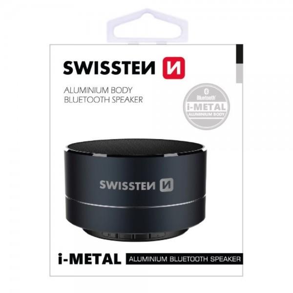 Swissten i-Metal bluetooth hangszóró - Ezüst