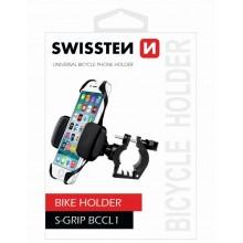 Swissten kerékpáros/biciklis telefontartó