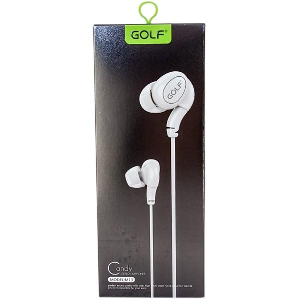 Golf Candy füllhallgató fehér