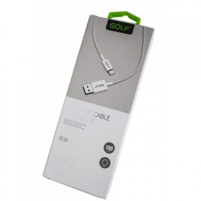 Golf Quick Charge USB C adat/töltő kábel