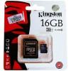 MicroSD kártya 16GB class 10 Kingston