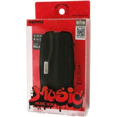 Remax RM-M1 bluetooth hangszóró fekete
