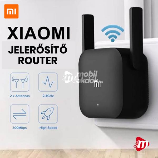 Xiaomi Mi Wi-Fi Range Extender Pro - jelerősítő router